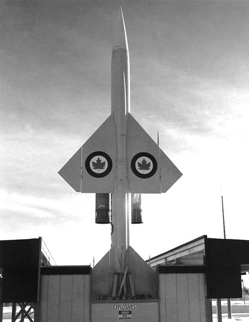Le jet record qui hante encore un pays Bomarc-Missile_inset2